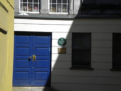 Photo of Green plaque number 8898