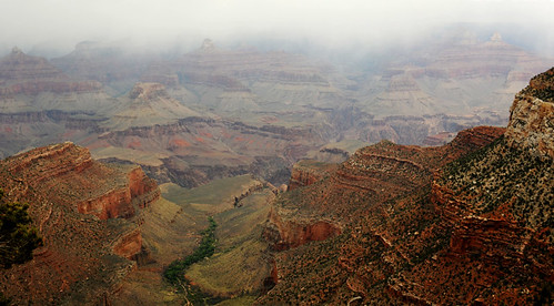 Grand Canyon 'South Rim Panoramic'