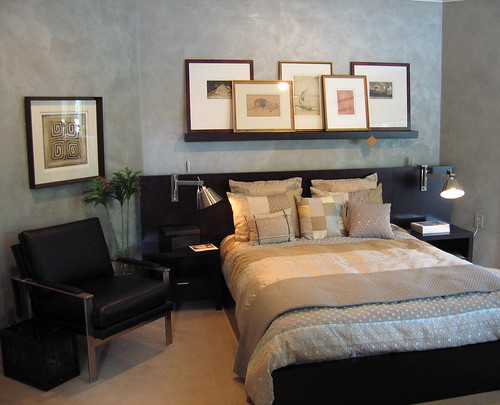 Bedroom - Italian Finishes - Bella Faux Finishes - Sioux Falls, South Dakota