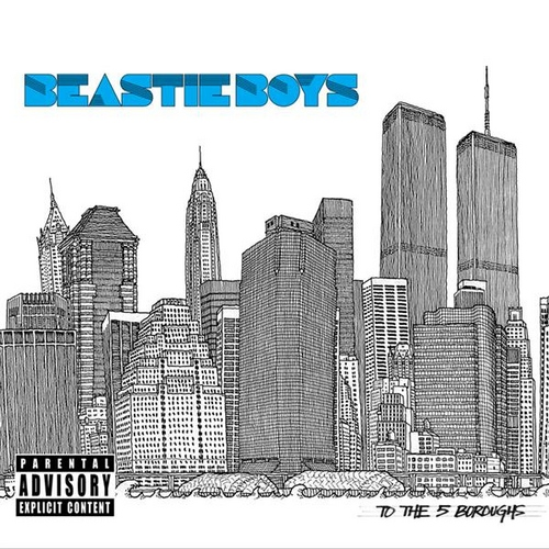 Beastie Boys - To The Five Boroughs CD (2004)