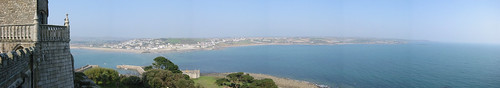 St. Michael's Mount Panoramic View