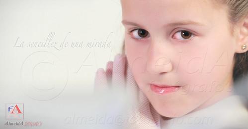 Andrea-Sencillez by AlmeidA Fotógrafo's