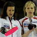Heather Nedohin and Beth Iskiw