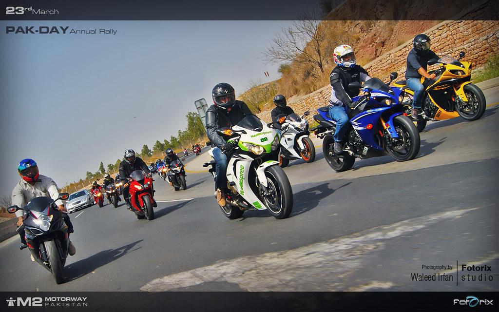 Fotorix Waleed - 23rd March 2012 BikerBoyz Gathering on M2 Motorway with Protocol - 7017449161 ca537d7180 b