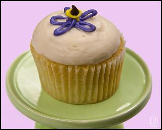 Double Vanilla Cupcake - Oh Joy! Baked Goods