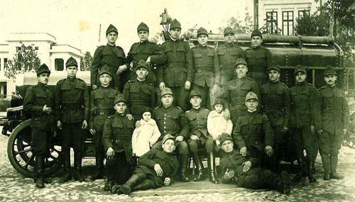 Pompieri militari Constanta-1940