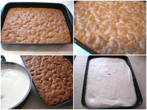 kremalı incirli kek yapılışı