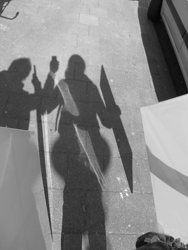 Een samenspel van schaduw, reflectie en licht by Pascal Maramis