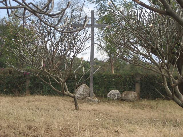 38. The German memorial at Moshi