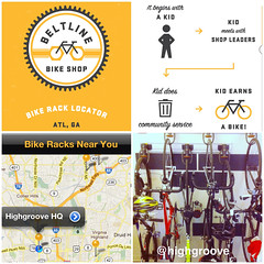 The Beltline Bikeshop App!