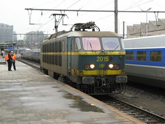 SNCB / NMBS série 20 no. 2015, Luxembourg-Ville