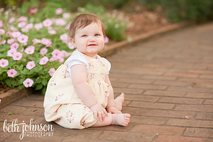 tallahassee baby eight months maclay gardens tallahassee