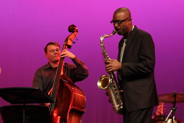 Tour de Cure Jazz Concert - Paul Carr