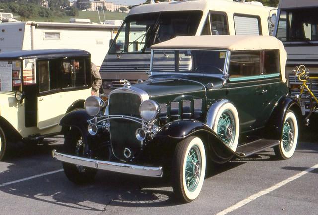 1932 chevrolet landau phaeton flickr photo sharing for 1932 chevrolet 2 door sedan