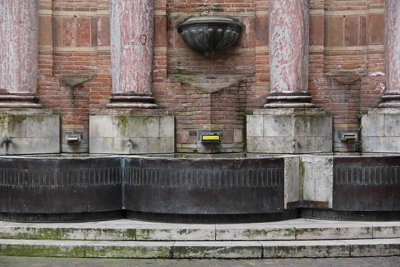 Fountain of wisdom