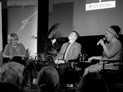 Northern Scenes/Writers fest panel