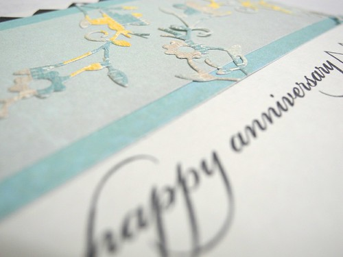 Happy Anniversary (detail)