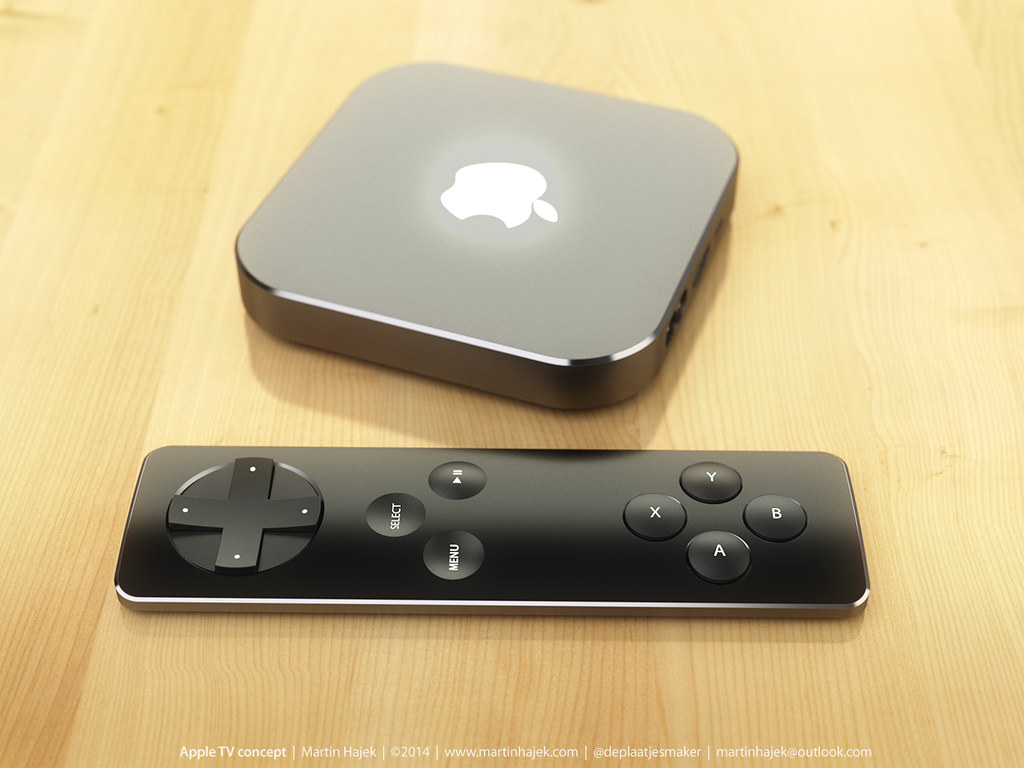 Apple TV..remote?
