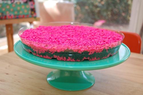 Garden Ridge Cake Stand