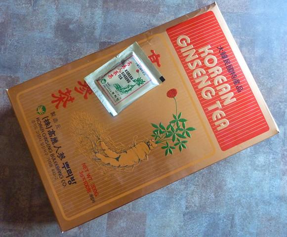 Korean Ginseng Tea Gold Инструкция - фото 8