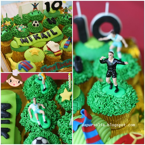 Cupcake Set for Mikail