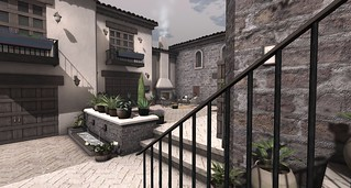 Trompe Loeil - The Cortona Villas