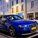Audi RS4 ©Alexandre Prévot
