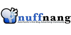 Nuffnang Featured Blogger Interview