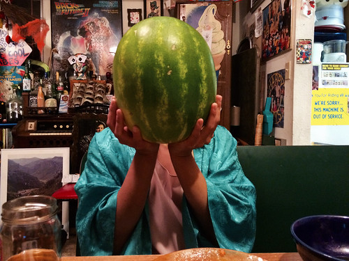 Ana Watermelon Head (May 18 2015)