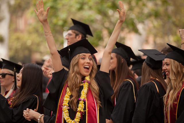 2016 USC Annenberg Main Commencement Ceremony