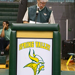 SV Spring Sports Banquet Region Champion Track Teams  Recognition