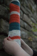 Yarn bombing Besançon 22