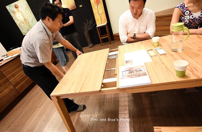 台中環中路家具沙發廚具系統櫃傢櫥周旻虹畫展34