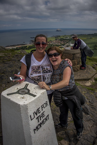 North Berwick Law Walk