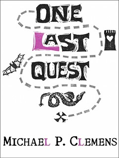 One Last Quest ebook cover art