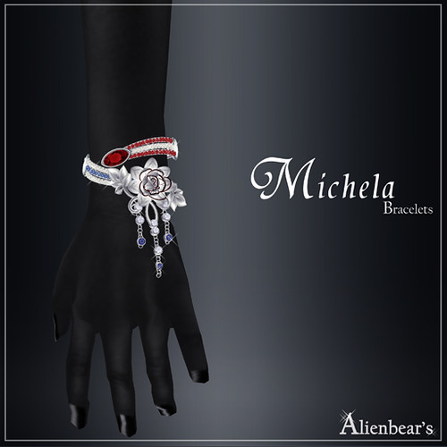 Michela bracelets Miss USA