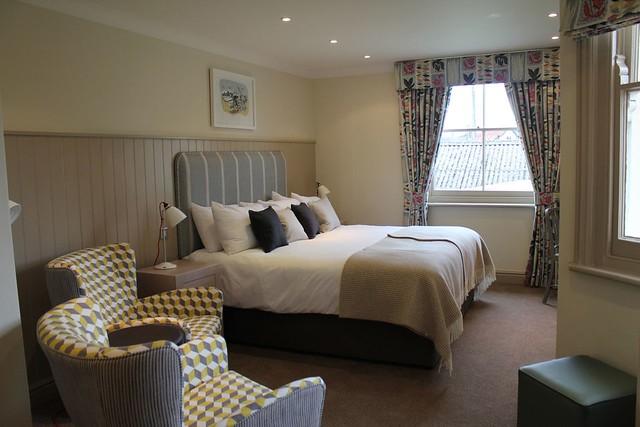 Suffolk Hotel Room