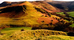 Black Mountains Wales Nr Talgarth