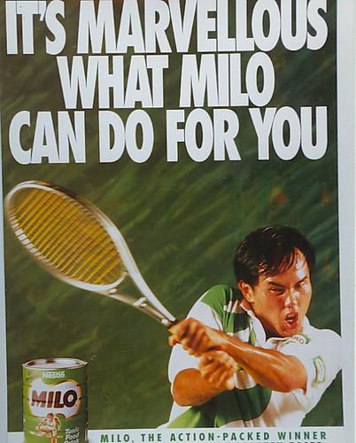 Old MILO ad 2