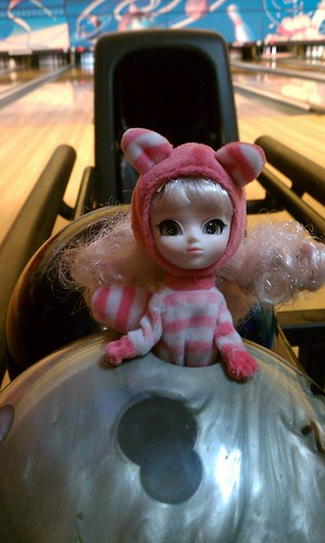 At Bowling League by Among the Dolls