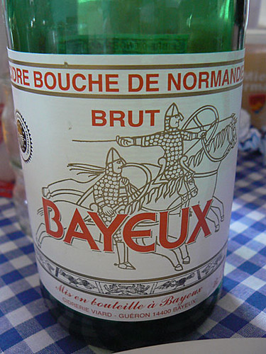 cidre de Bayeux