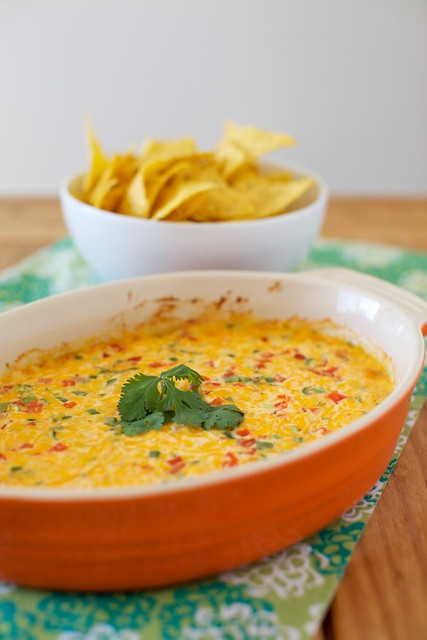 Baked Tex-Mex Pimento Cheese Dip