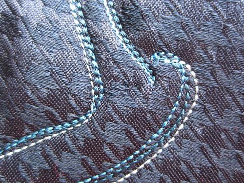 Nessie Tie (detail)