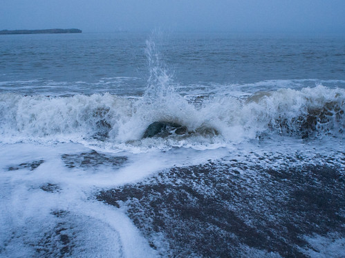 Splash along Saints' Rest Beach at 7:00 a.m., Saint John 5