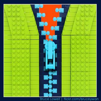 LEGO Zipper