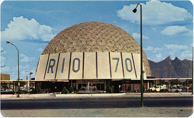 Cinema Río 70, Monterrey, Mexico