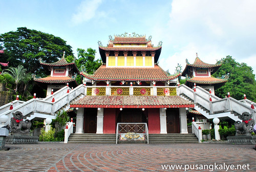 MA-cho Taoist Temple La Union