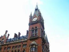 St. Pancras Station & Hotel Restored