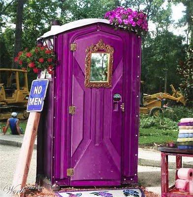 casa de banho das mulheres