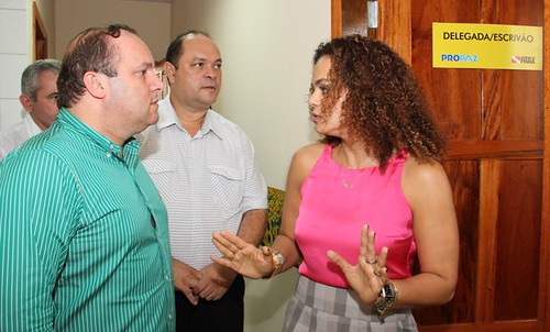 Helenilson Pontes, Izabele Jatene, Alexandre Von e Nélio Aguiar